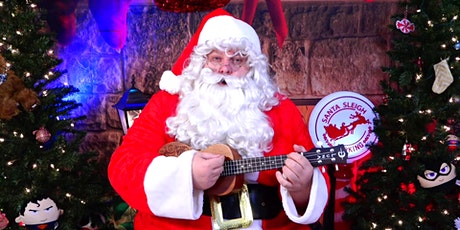 SANTA SING ALONG Interactive Virtual Holiday  Comedy Show tickets
