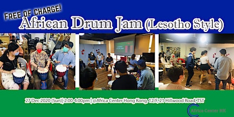 African Drum Jam (Lesotho Style) tickets
