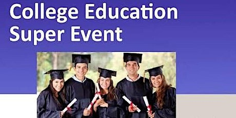 College Education Super Event (in Chinese and English) tickets