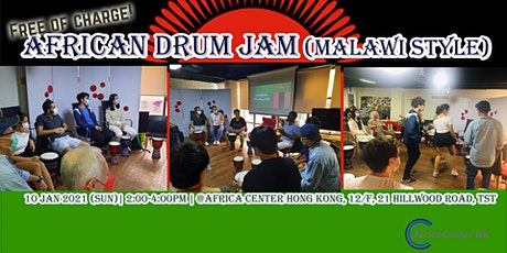 African Drum Jam (Malawi Style) tickets