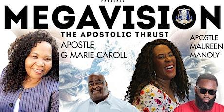 Mega Vision 2020 - The Apostolic Thrust tickets