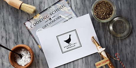 Cooking School Voucher tickets