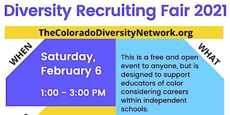 Colorado Independent School Diversity Hiring Fair (virtual) tickets