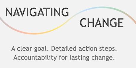 Navigating Change Programme tickets