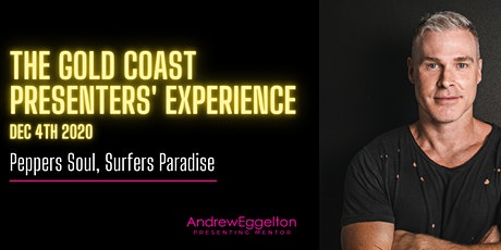 The Gold Coast Presenters' Experience tickets
