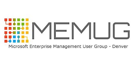 MEMUG 2020 Holiday Edition - MEM Engineering Teams! tickets