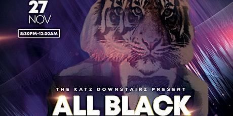The Katz Downstairz Present- All Black Everything: Chillhop/Lofi Edition tickets