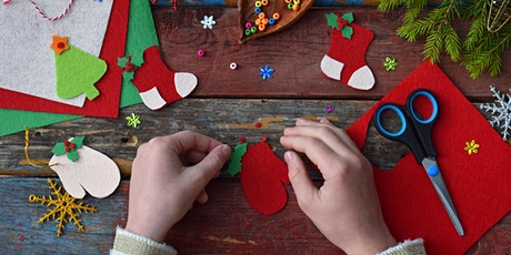 An ADF families event: Christmas crafternoon, Hunter tickets