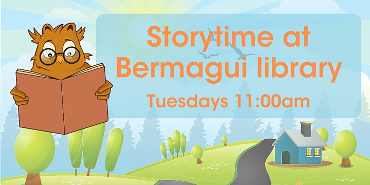 Storytime at Bermagui Library image