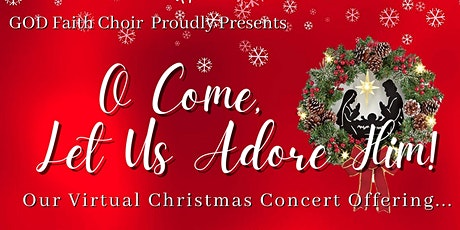O Come, Let Us Adore Him tickets