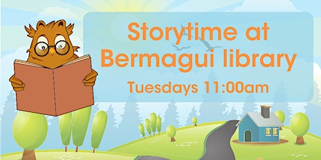 Storytime at Bermagui Library tickets