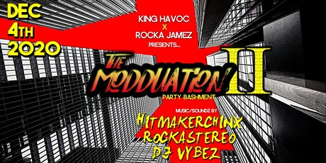 The Modduation II tickets