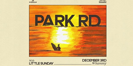 Park Rd tickets