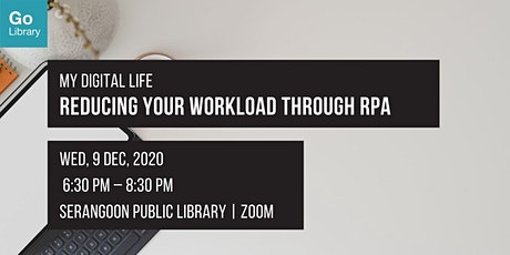Reducing Your Workload Through Robotic Process Automation | My Digital Life tickets