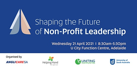 Shaping the Future of Non-Profit Leadership tickets