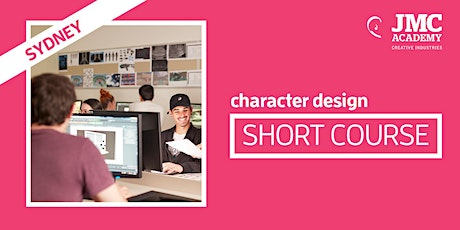 Character Design Short Course (JMC Sydney) tickets