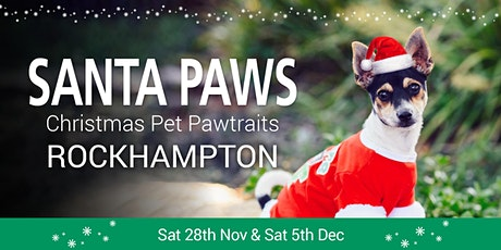 RSPCA Santa Paws Rockhampton - Nov 28 tickets