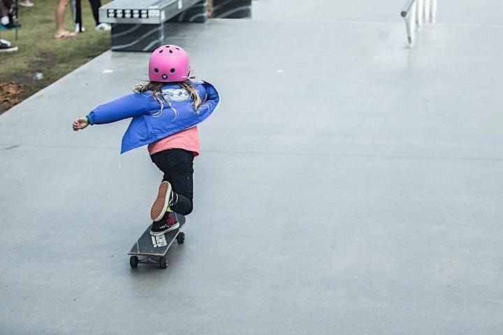 Free Beginner Skate Lessons Fawkner image