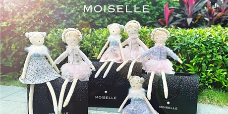 #MakeMOISELLEAngel Workshop 聖誕天使工作坊 (海港城)