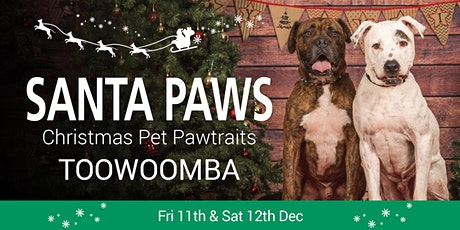 RSPCA Santa Paws Toowoomba tickets