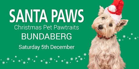 **SOLD OUT**   RSPCA Santa Paws Bundaberg tickets
