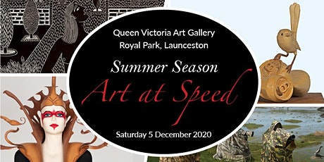 Summer Season: Art at Speed – Queen Victoria Art G tickets