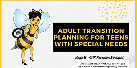 Adult Transition Planning for Teens with Special Needs tickets