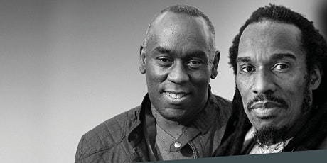 A Night in with Alex Wheatle and Benjamin Zephaniah tickets