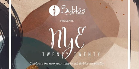 Byblos Celebrates NYE 2020 tickets