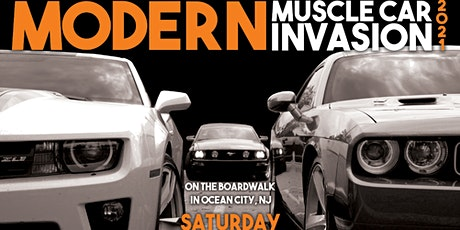 2021 MODERN MUSCLE CAR INVASION tickets