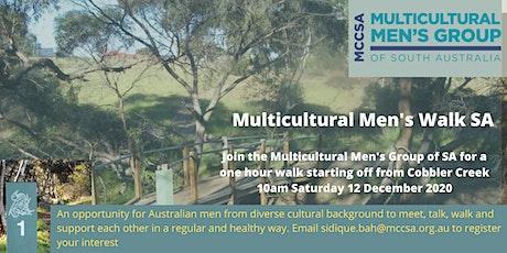 Multicultural Men's Walk SA tickets