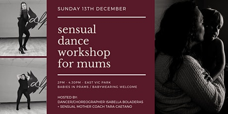 Perth Sensual Dance Workshop for Mums tickets