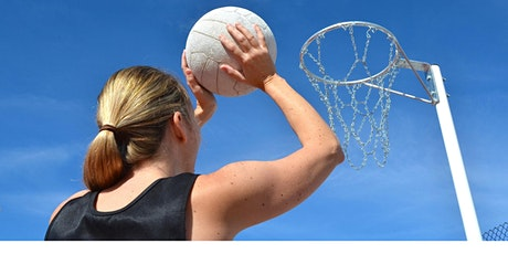 Netball Skills Clinic with Julie Hoornweg- Under 15's tickets