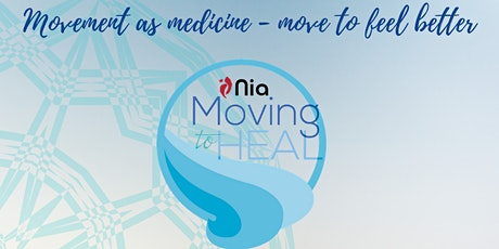 Nia Moving to Heal Classes tickets