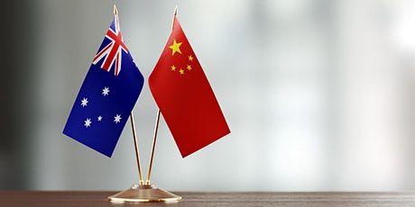 Australia's trade relations with China - Webinar tickets