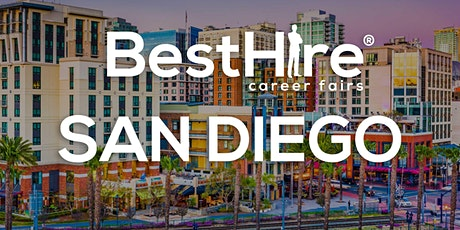 San Diego Virtual Job Fair May 13, 2021 boletos