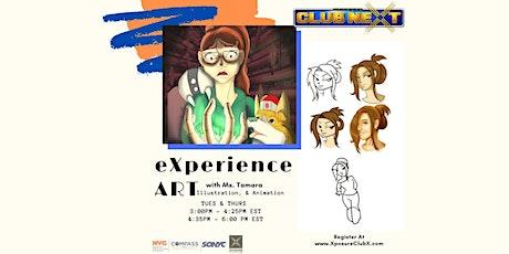Art eXperience tickets