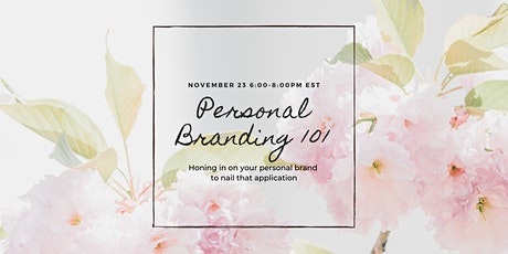 Personal Branding Workshop with Steph Caines tickets