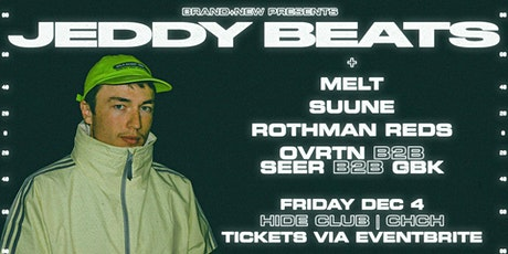B+N Presents: Jeddy Beats