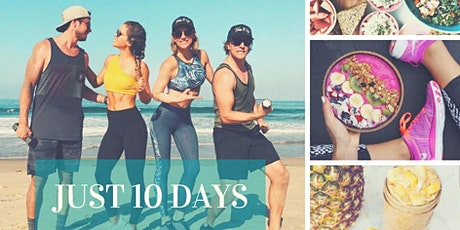 10 Days Lean and Tone tickets