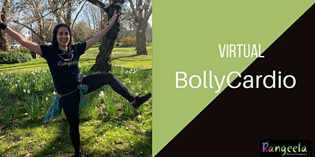 Virtual BollyCardio Workshop with Monika tickets