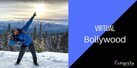 VIRTUAL Bollywood Dance Workshop With Sanchit tickets