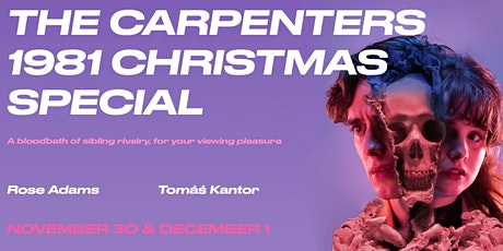 The Carpenters 1981 Christmas Special tickets