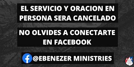 Servicio Entre-Semana (JUEVES) (11/19/20) Sera CANCELADO tickets