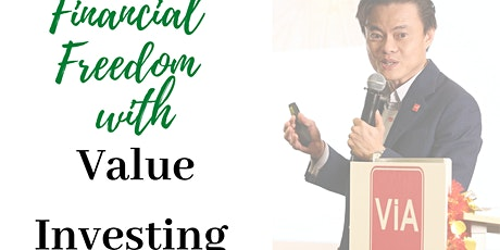 Achieve Financial Freedom with Value Investing Academy tickets
