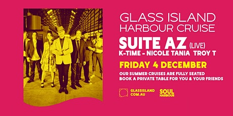 Glass Island - Suite Az LIVE - Friday 4th December tickets