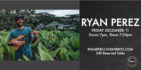 Ryan Perez Dinner Show tickets