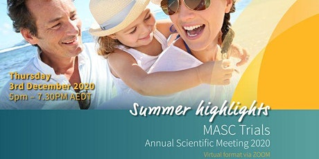 MASC Trials Annual Scientific Meeting-Summer Highlights tickets