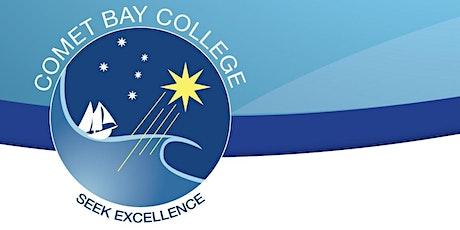 Comet Bay College Year 6 Parent Information Evening tickets