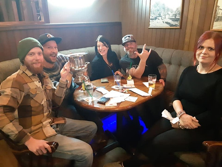 Monday Night Trivia at Alexander's Beach Pub, Vernon image